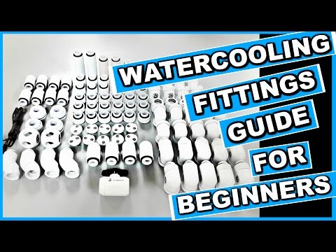 A Beginners Guide to PC Water Cooling Fittings - How to Water Cool