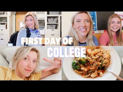 First Day Of College Vlog 2019 | UC Davis