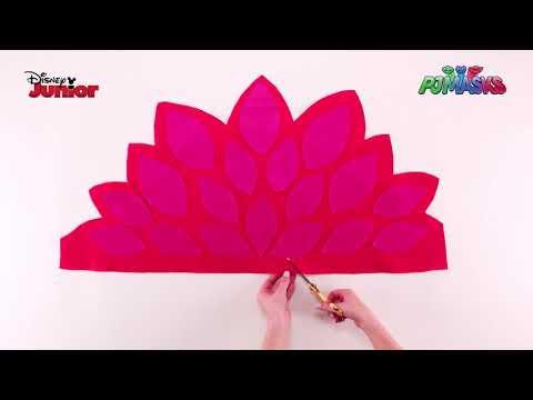 PJ Masks: Tutorial - Capa da Corujinha