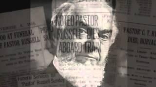 Charles Taze Russell - Fundador das testemunhas de jeová - Morte, velório e enterro.