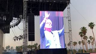 David Byrne - This Must be the Place - live at Coachella 2018 - Weekend 1