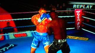 UFC vs PRIDE Ps2 Gameplay