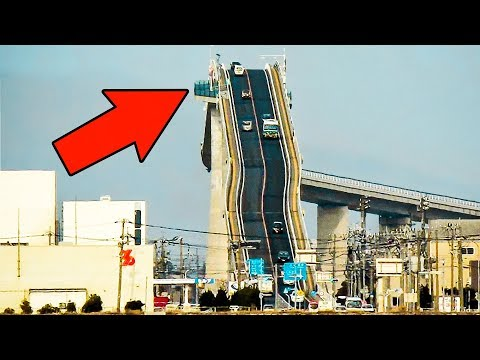 The World's Most WOW Bridge In Japan