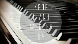 Kpop Piano Medley #4 | EXO, VIXX, Ailee, NUEST + more! Resimi