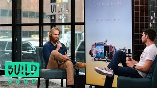 Wyatt Russell Talks About AMC39s quotLodge 49quot amp Its Second Season