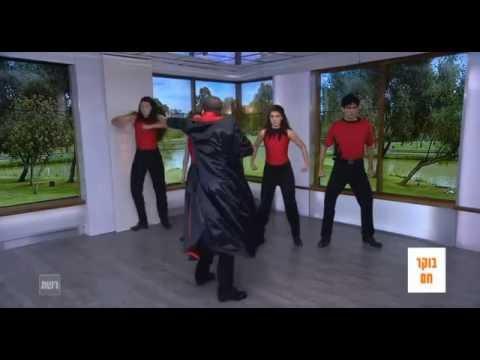 Mystery of the Dance - מיסתרי אוף דה דאנס - בתכנית בוקר חם בערוץ 2