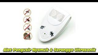 Video Alat Pengusir Nyamuk & Serangga Ultrasonik download MP3, 3GP, MP4, WEBM, AVI, FLV Mei 2018
