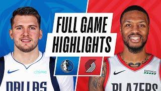 Game Recap: Mavericks 132, Trail Blazers 92
