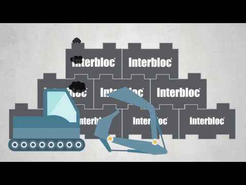 Interbloc Modular Wall System