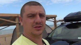 Поездка на машине к Чёрному и Азовскому морю 2015 видеоотчёт(, 2016-03-11T15:20:42.000Z)