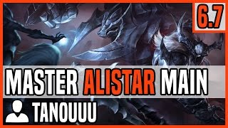 Patch 6.7 Alistar Support Main - Matchup: Bard - Ranked Master EUW