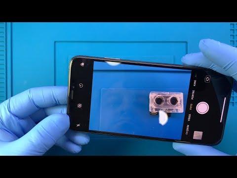 Siyah Benekler | IPhone XS Max Arka Kamera Değişimi 🇹🇷