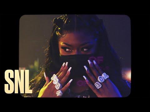Bottom of Your Face ft. Megan Thee Stallion - SNL