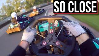 Intense Battling at My First Endurance Kart Race! *With @Aldas *
