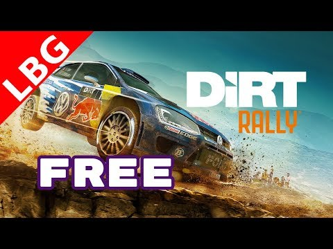 ❌ (ENDED) FREE Game - DiRT Rally (Steam)