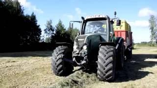 ||  Zbiór Sianokiszonki z Usługami Rolniczymi Lendzion || Fendt 712 & Pottinger ||
