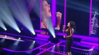 """The X Factor - Week 1 Act 12 - Laura White &quotFallin"""""""