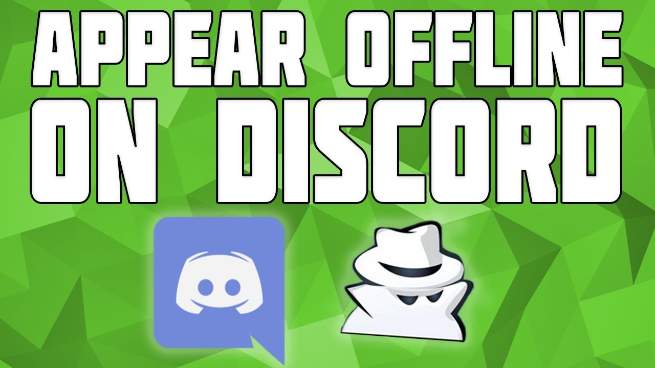 How To Appear Offline On Discord Be Invisible On Discord