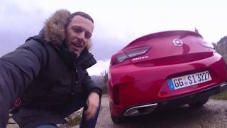 Opel Insignia GSi - prvi put vozio Juraj Šebalj