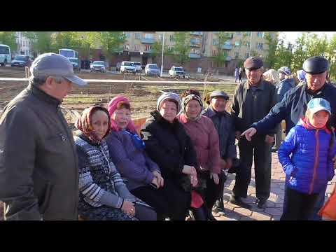 Курчатов, ВКО открытие фонтана