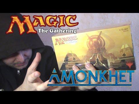 Magic The Gathering - Амонхет (Набор создателя колод) - Что внутри???