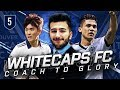 FIFA 19 WHITECAPS FC CAREER MODE CTG#5 - 1 FORMER SUPERSTAR & 1 TALENT JOIN US!!!