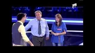 Nicolae Daraban. Cu banii jos (Money Drop) 10.10.2012