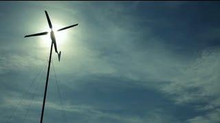 Easywind - Aufbau einer Kleinwindanlage