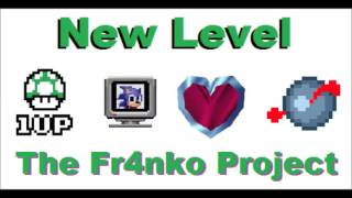 Edward Downes - New Level (The Fr4nko Project)