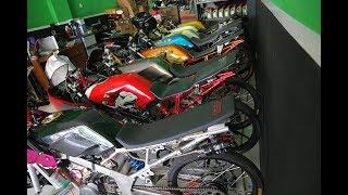 Download Video DIBALIK MOTOR BERSEJARAH ADA CERITA DIBENGKEL INI - MP PRODUCT MP3 3GP MP4