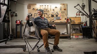 Belle Cycles: Enrico Belle - Craftsman