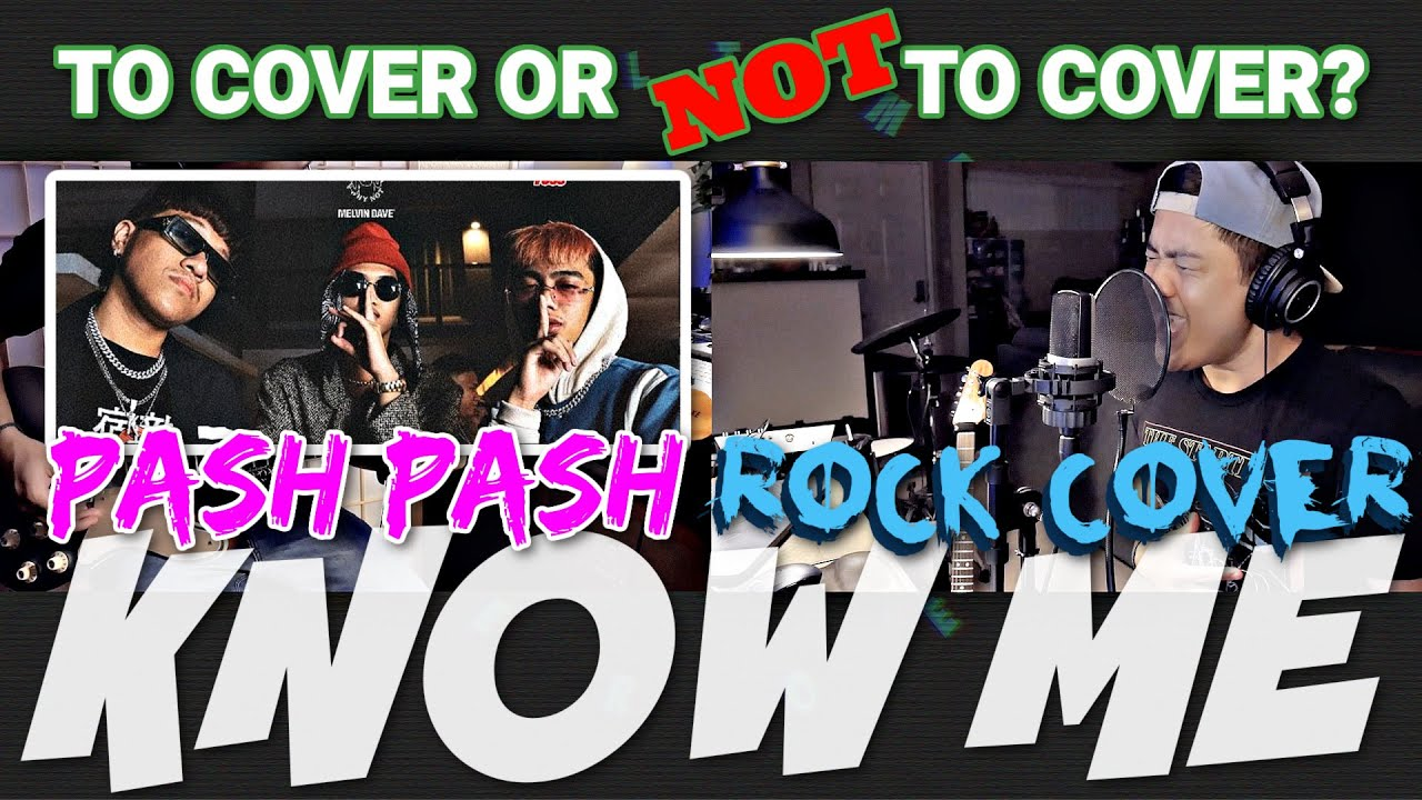"""""""KNOW ME / PASH PASH"""" - 8 Ballin' // Pop Punk Cover by The Ultimate Heroes (Short Cover)"""