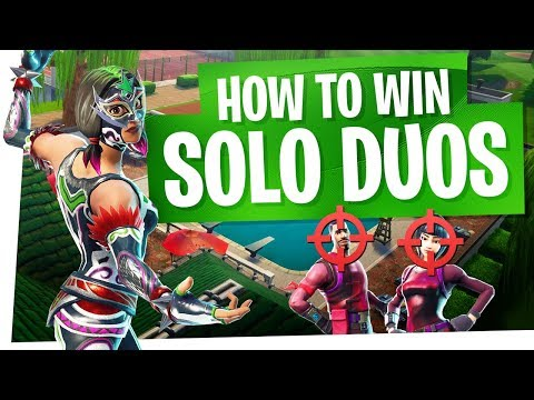 How to Win in Fortnite Season 5 - Solos vs Duos Tips - 1v2s