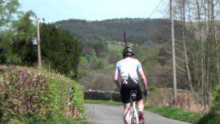 Cycling - Climbing training