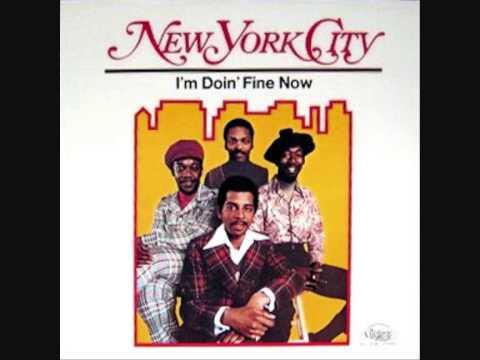 New York City - I'm Doin' Fine Now Mp3