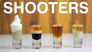BEST SHOT RECIPES vol. 1 - Drinking Shooters for 100k subs!!