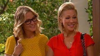 Disney's Good Luck Charlie Features 1st Same-Sex Couple CLIP