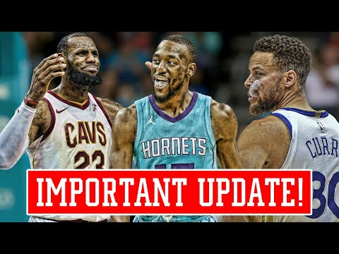 KEMBA WALKER TO CAVALIERS?! Lakers GIVING UP on LeBron James! Warriors looking for HELP! - NBA News - 동영상
