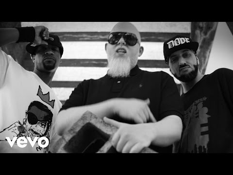 RA the Rugged Man - The Dangerous Three ft Brother Ali Masta Ace