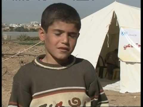 UNICEF: UN Special Representative visits Gaza children
