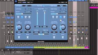 Logic Pro X - #73 - Mixing (part15): Stereo Delay Plug-in
