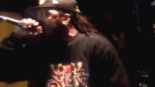Soulz Unda Pressure (Live) TheArtofLyrics May 5, 2013 @ Camaradas