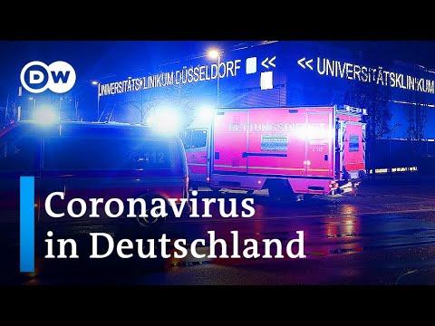 Coronavirus Breitet Sich In Deutschland Aus | DW Nachrichten