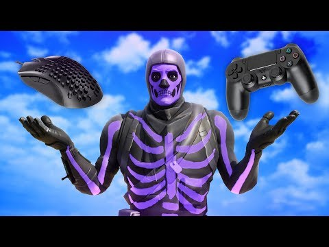 1 Year Progression From Controller 🎮 To PC ⌨️ (Keyboard & Mouse) Fortnite