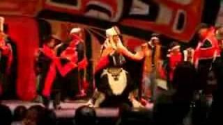 Tlingit Dancers