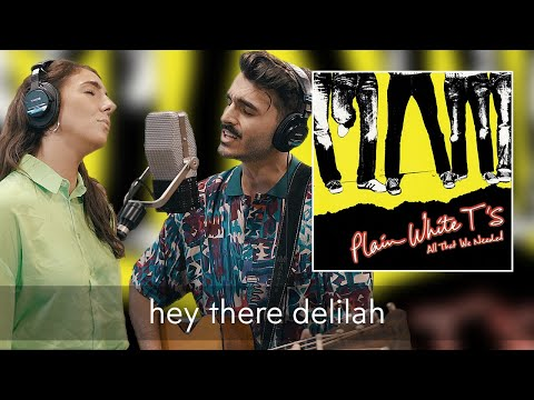 """Plain White T's - """"Hey There Delilah"""" (Cover By Rafaëlle Roy & Olivier Couture)"""