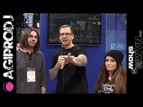 Interview with DJ Kontrol & DJ Highmaintenance by DJ Zimmie | NAMM 2014 - agiprodj