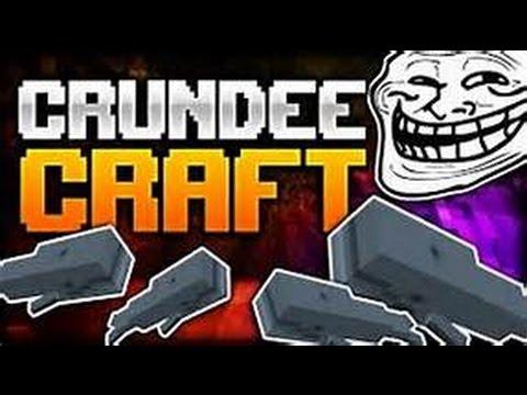Crundee Craft ep 3 w/ StaleBread Mining Adventure!