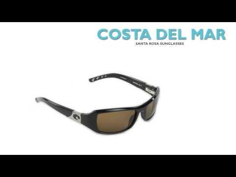 Costa Santa Rosa Sunglasses - Polarized 580G Glass Lenses