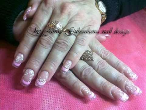 Nail design by Jinny Gubankova